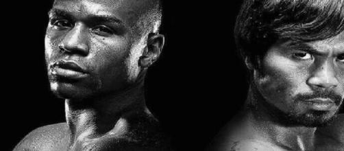 Mayweather vs Pacquiao, el combate más esperado.