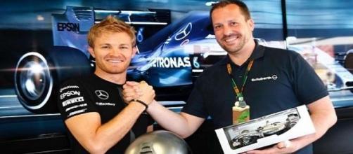 Nico Rosberg signe la pole au GP d'Espagne