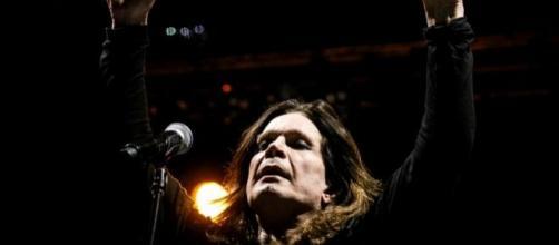 Ozzy en escenario - Foto: Tomás Correa Arce