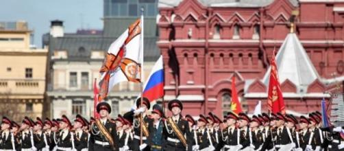Russia's 70th Victory day.