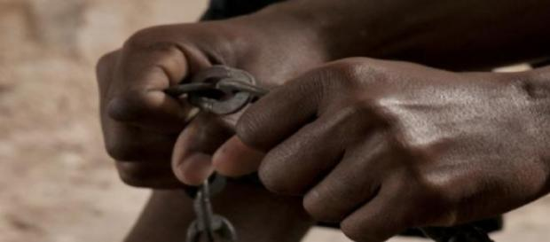 ©12 Years a slave - la traite négrière