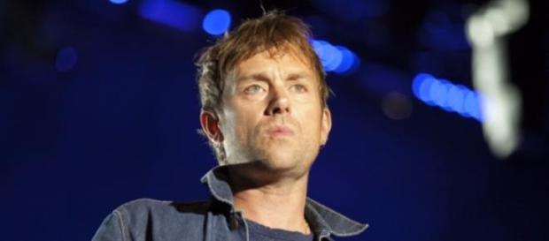 Damon Albarn, cantante de Blur