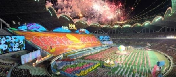 El Estadio de fútbol más grande del mundo.