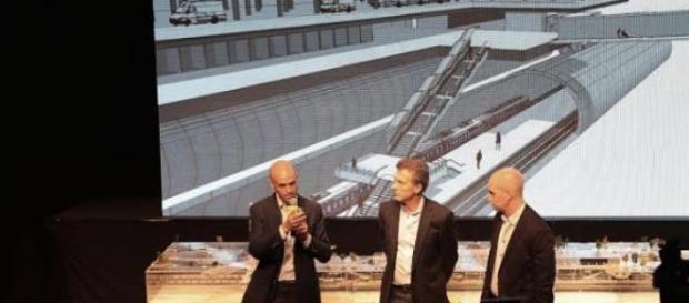 Macri, Rodríguez Larreta y Guillermo Dietrich