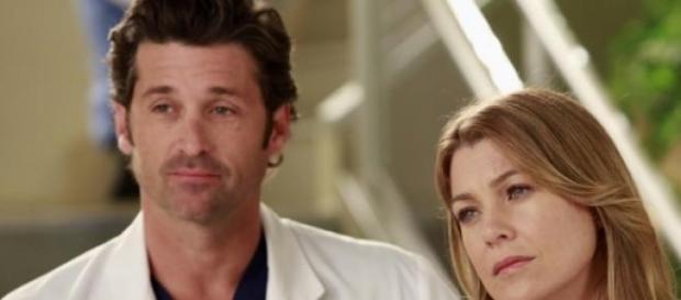 Meredith andrà con Alex dopo la morte di Derek?