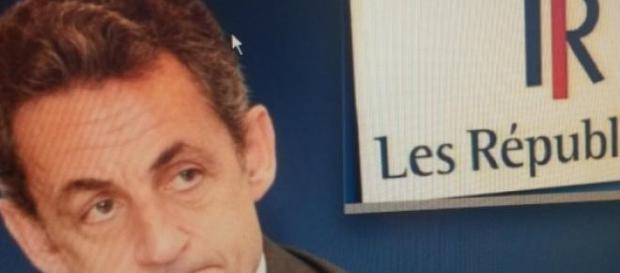 Nicoals Sarkozy et les Républicains