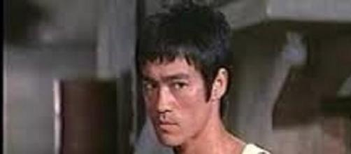 """Bruce Lee dans """"la fureur du dragon"""""""