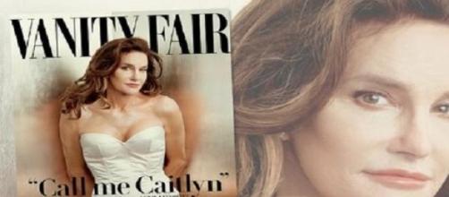 Caitlyn Jenner para Vanity Fair.
