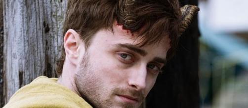 Daniel Radcliffe en su nuevo film, 'Horns'