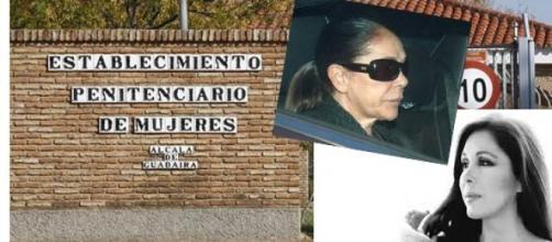 Isabel Pantoja sale de la cárcel con permiso