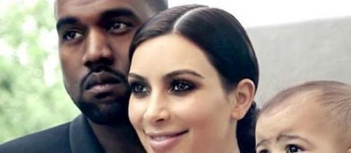 Kim K y Kanye West serán padres nuevamente.