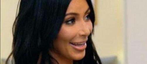 Kim Kardashian fez a tão esperada revelação