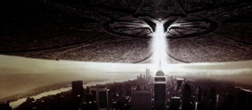 La segunda invasión extraterrestre