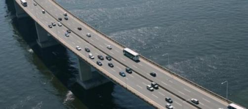 Pedágio na Ponte Rio-Niterói cai para R$ 3,70