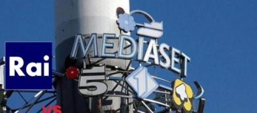 Programmi Rai - Mediaset 3 giugno 2015