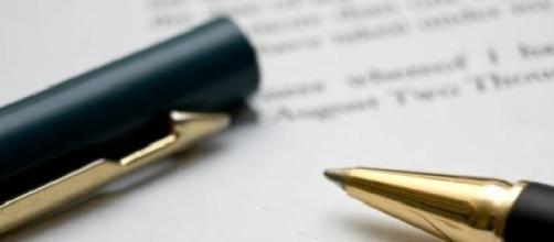 Una forma sencilla de realizar una escritura