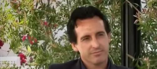 Unai Emery, attuale allenatore del Siviglia