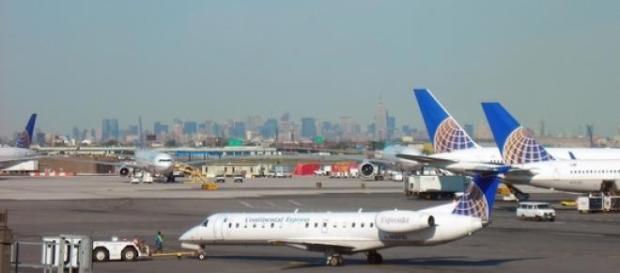 Aeroport Newark International din New York