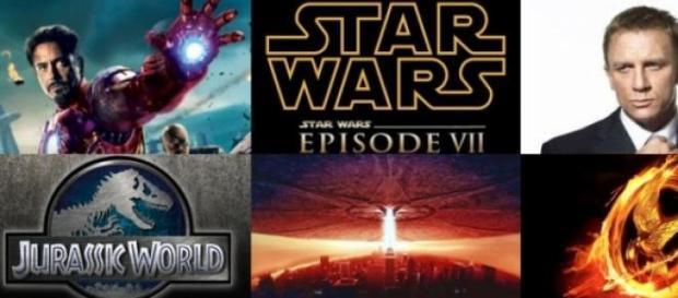 Algunas de las películas más esperadas del 2015