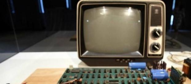 Apple I de primera generación.