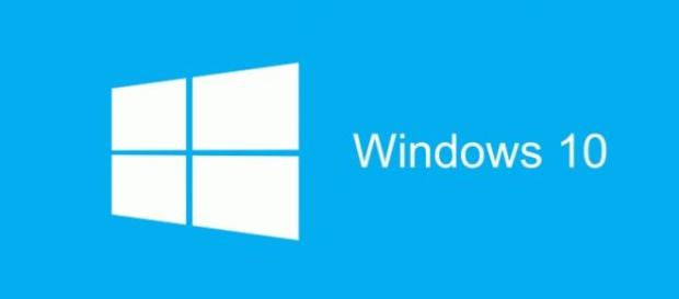 Logo corporativo de Windows 10
