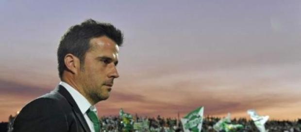 Marco Silva tem apoio de adeptos e claques