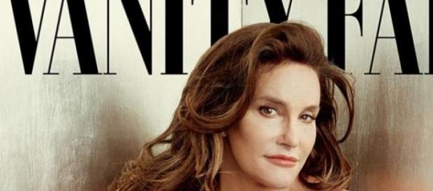 Recorte da capa da Vanity Fair de Junho.