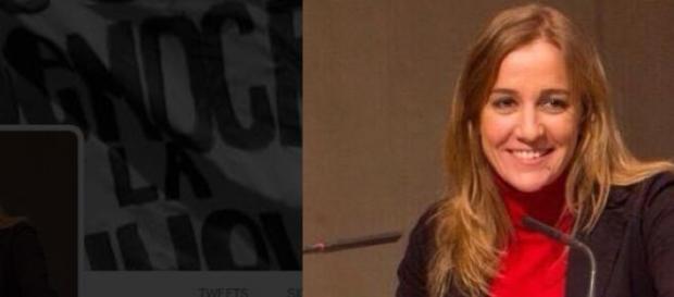 Tania Sánchez, imputada por tráfico de influencias