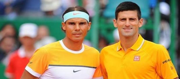 Un choc à suivre entre Nadal et Djokovic