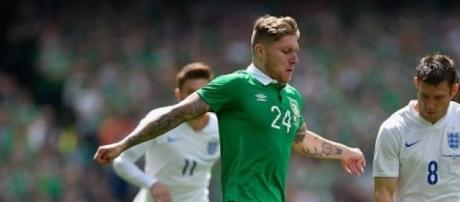 England still without a victory against Ireland