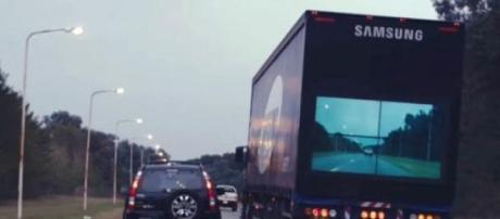 Imagen del Samsung Safety Car