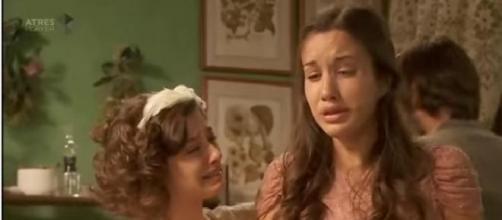Aurora disperata per la morte di Tristan