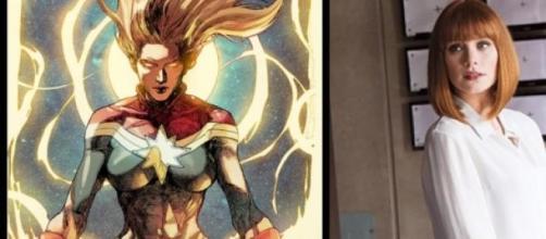 Capitán Marvel: Bryce Dallas sería Carol Danvers