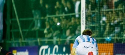 Golazo de Argentina a España y primer puesto