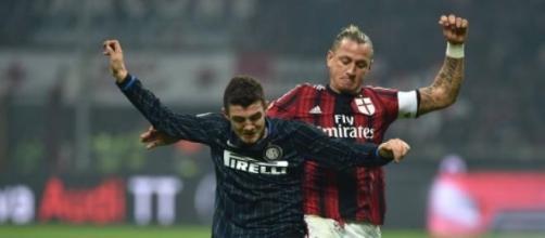 Inter e Milan si sfidano sul mercato.