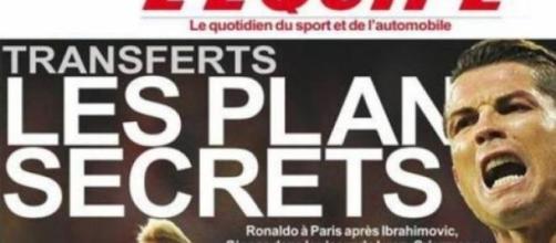 L'Équipe revela os planos do PSG