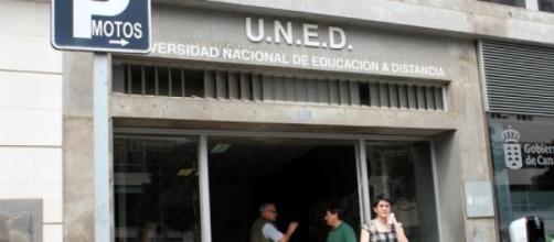 La UNED de Las Palmas tiene unos 4.000 alumnos.
