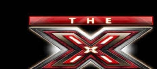 Logo della trasmissione X Factor.