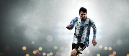 Messi est un joueur humble.