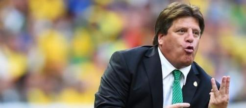 México prepara su oncena de cara a la Copa América