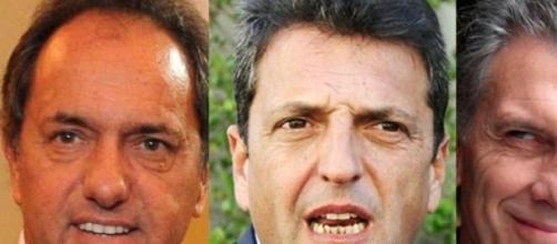 Scioli, Massa, Macri. La batalla por las PASO