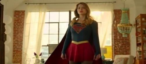 Supergirl, immagine tratta dalla premiere
