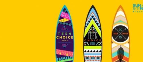 Teen Choice Awards 2015 acontece a 16 de Agosto