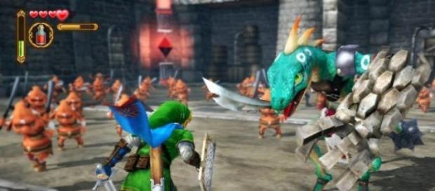 Imagen de Hyrule Warriors en Wii U