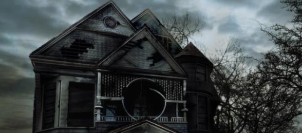La casa degli orrori in vendita