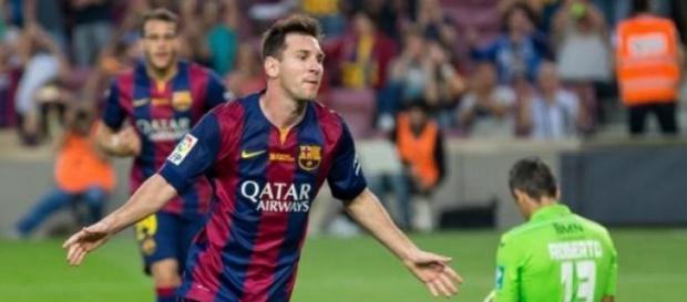 Messi piensa en juicio en plena Copa América