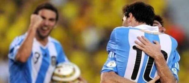Seleccionado argentino a control antidoping