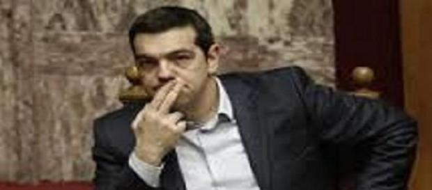 Tsipras riflette sulla situazione della Grecia