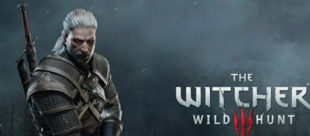 Tytułowy wiedźmin Geralt z Rivii