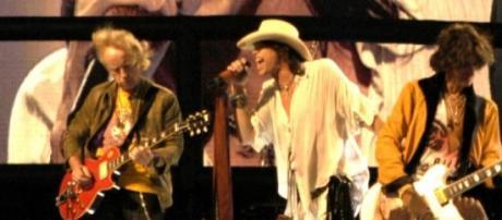 Aerosmith publicará el video de un show en vivo